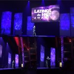 "Performing at the LA Times ""Latinos de Hoy Awards"" at the Dolby Theater, Los Angeles, CA - Oct 9th, 2017"